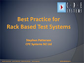 Test System Best Practice