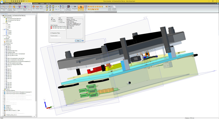 3D Cad Capability for fixture design